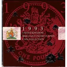 1993 GRAN BRETAGNA UK COIN...