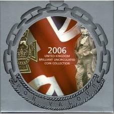 2006 GRAN BRETAGNA UK COIN...