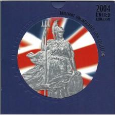 2004 GRAN BRETAGNA UK COIN...