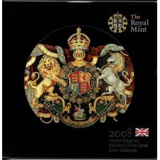 2008 GRAN BRETAGNA UK COIN...