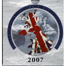 2007 GRAN BRETAGNA UK COIN...
