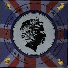1998 GRAN BRETAGNA UK COIN...