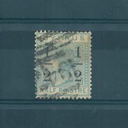 1882 CIPRO CYPRUS 1-2 su...