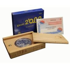2002 SPAGNA MONETA 10 EURO...