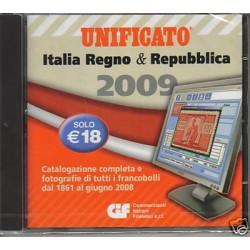 UNIFICATO 2009 CD ITALIA...