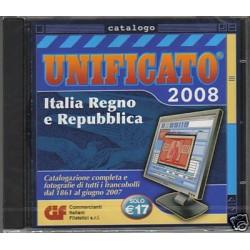 UNIFICATO 2008 CD ITALIA...
