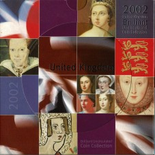 2002 GRAN BRETAGNA UK COIN...
