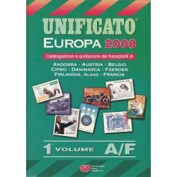 UNIFICATO 2008 EUROPA...