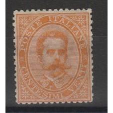 1879 REGNO ITALIA 20c...
