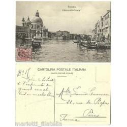 CARTOLINA - VENETO -...
