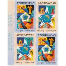 2006 AZERBAIGIAN EUROPA...