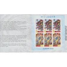 2006 MOLDAVIA EUROPA CEPT -...