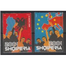 2006 ALBANIA EUROPA CEPT -...