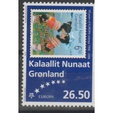 2006 GROENLANDIA EUROPA...