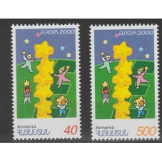 2000 ARMENIA  EUROPA CEPT I...