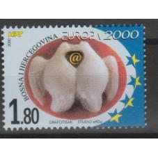 2000 BOSNIA HERZEGOVINA...