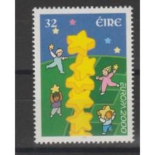 2000 IRLANDA EUROPA CEPT I...