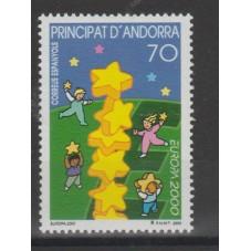 2000 ANDORRA SPAGNOLA...