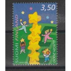 2000 DANIMARCA EUROPA CEPT...