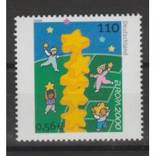 2000 GERMANIA  EUROPA CEPT...