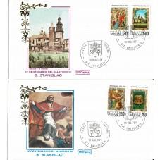 1979 FDC ROMA VATICANO SAN...