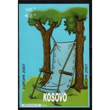 2007 KOSOVO EUROPA CEPT -...