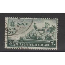 1938 AOI A.O.I. SOGGETTI...
