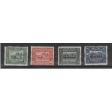 1910 - 14 ERITREA SERIE...