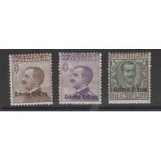 1916 ERITREA MICHETTI...