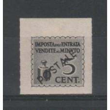 1944 REPUBBLICA  CENT. 5...