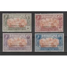 1923 TRIPOLITANIA SERIE...