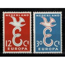1958 OLANDA EUROPA CEPT...