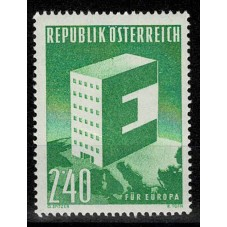 1959 AUSTRIA EUROPA CEPT...