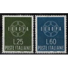 1959 ITALIA EUROPA CEPT...