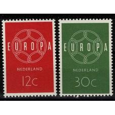 1959 OLANDA EUROPA CEPT...