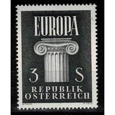 1960 AUSTRIA EUROPA CEPT...