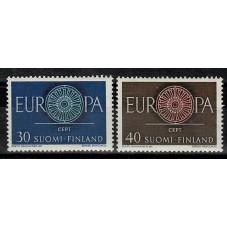 1960 FINLANDIA EUROPA CEPT...