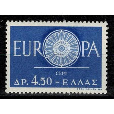 1960 GRECIA EUROPA CEPT...