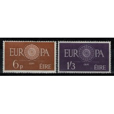 1960 IRLANDA EUROPA CEPT...