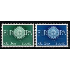 1960 ISLANDA EUROPA CEPT...