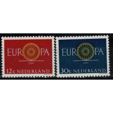 1960 OLANDA EUROPA CEPT...