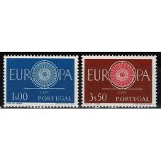1960 PORTOGALLO EUROPA CEPT...