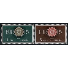 1960 SPAGNA EUROPA CEPT...