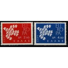 1961 GRECIA EUROPA CEPT 19...