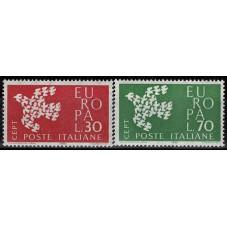 1961 ITALIA EUROPA CEPT 19...