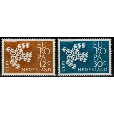 1961 OLANDA EUROPA CEPT 19...