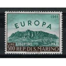 1961 SAN MARINO EUROPA CEPT...