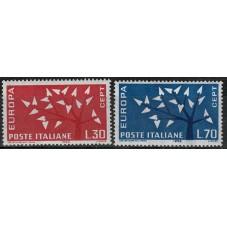 1962 ITALIA EUROPA CEPT...