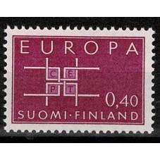 1963 FINLANDIA EUROPA CEPT...
