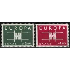 1963 GRECIA EUROPA CEPT...